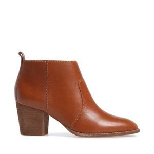 NWT & Box Madewell Brenner Booties